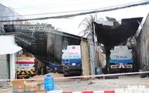 Điều tra cơ sở tập kết xe bồn, chứa xăng dầu trong khu dân cư sau vụ cháy