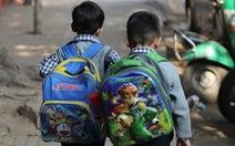 Ấn Độ nỗ lực giảm gánh nặng sách vở cho học sinh