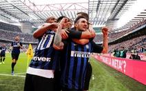 Đại thắng 5 sao, Inter Milan vươn lên thứ 2 Serie A