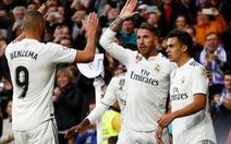Real Madrid có trận thắng thứ hai cùng HLV Solari