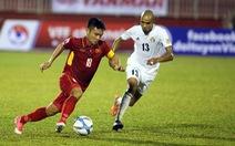Ông Park loại 'Quả bóng Vàng VN 2017' Đinh Thanh Trung khỏi AFF Cup 2018