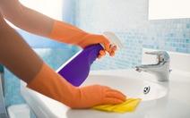 Tuyệt chiêu tẩy vết bẩn trong nhà, bạn thử chưa?