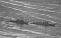 Hải quân Mỹ tiết lộ 18 lần chạm trán không an toàn với Trung Quốc