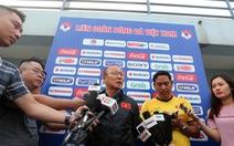 HLV Park: 'Chúng tôi nỗ lực để vô địch AFF Cup'