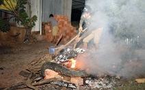 Nam thanh niên nghi bị trăn quấn chết ở Đồng Nai
