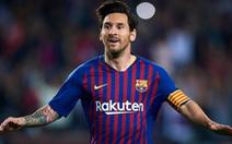Messi sẽ tái xuất trận gặp Inter Milan ?