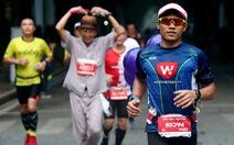 """""""Siêu nhân"""" chạy 100km sẽ thi đấu tại Kizuna Ekiden"""