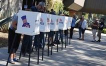 Bầu cử giữa kỳ ở Mỹ: cử tri thích đảng Dân chủ nắm Hạ viện?