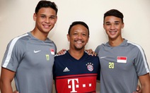 Ba cha con cùng chinh chiến ở AFF Cup 2018