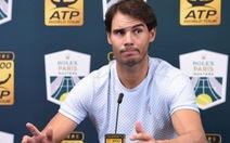 Phẫu thuật mắt cá chân, Nadal vắng mặt ở ATP Finals