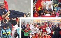 Tuyển Việt Nam tại 11 kỳ AFF Cup: Giàu thành tích thứ tư