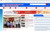 TP.HCM vận hành cổng thông tin tuyên truyền pháp luật