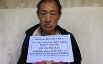 Bắt nghi phạm vận chuyển 3kg thuốc phiện từ Lào vào Thanh Hóa
