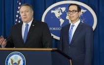 Mỹ cho phép 8 nước mua dầu từ Iran