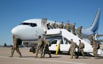 Gần 5.000 lính Mỹ có mặt gần biên giới Mexico