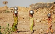 Xem bản đồ biết cả thế giới thiếu nước