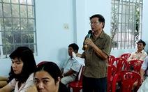 Cử tri Phú Yên đề nghị HĐND chất vấn vụ 'bán sỉ 262 lô đất để trả nợ'
