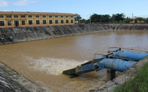Đà Nẵng: Có không chuyện ghim nước, thổi phồng nguy cơ?