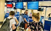 Khó đáp ứng nhu cầu vì nhiều sân bay không tiếp nhận chuyến bay đêm