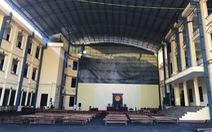 Phòng xử chứa 2.000 người cho phiên tòa 2 cựu tướng công an