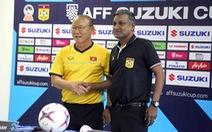 HLV Park Hang Seo tuyên bố tuyển VN sẽ đá bại Lào