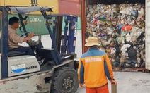 Chỉ được nhập khẩu phế liệu nhựa đã làm sạch tạp chất