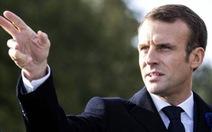 Pháp bắt 6 người âm mưu tấn công Tổng thống Macron