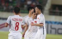 Việt Nam thắng dễ Lào ở trận ra quân AFF Cup 2018