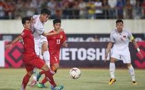 Clip những tình huống đáng chú ý trận Lào - Việt  Nam 0-3