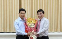 Bổ nhiệm ông Nguyễn Văn Dũng làm Phó bí thư quận 1