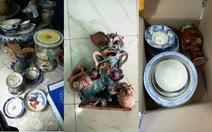 Bắt băng trộm cổ vật cấp quốc gia đem bán… 10 triệu đồng
