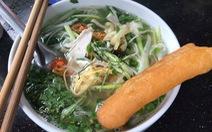 Thi viết Ký ức về phở: Phở là món ăn xa xỉ của kỉ niệm