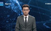 Trung Quốc công bố phát thanh viên ảo đầu tiên trên thế giới