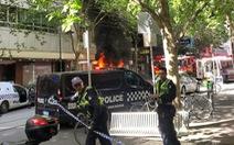Tấn công bằng dao ở Melbourne, Úc khiến một người thiệt mạng