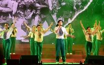 Chung kết liên hoan các nhóm tuyên truyền ca khúc cách mạng
