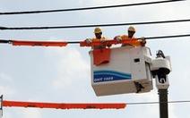 Giảm cúp điện hơn 7 lần nhờ sửa điện live-line