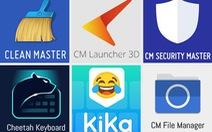 8 ứng dụng Android bị cáo buộc gian lận quảng cáo