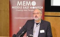 Băng ghi âm vụ Khashoggi có tiếng yêu cầu 'cưa', 'cắt'