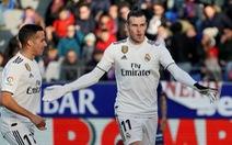 Gareth Bale lập siêu phẩm, Real Madrid thắng chật vật đội cuối bảng Huesca