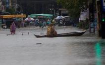 Lũ lớn, nhiều xã ở Bình Định đã bị chia cắt