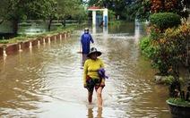 Thừa Thiên - Huế: mưa lớn gây ngập cục bộ, một người mất tích