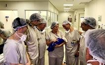 Cơ hội ghép tử cung tại Việt Nam