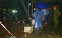 Đà Nẵng: Dây điện sà xuống đường giật chết người
