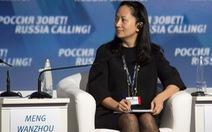Trung Quốc triệu đại sứ Mỹ tới phản đối vụ bắt 'sếp' Huawei