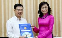 Phê chuẩn kết quả bầu chủ tịch UBND quận 1, huyện Hóc Môn
