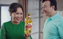 Việt Hương - Chí Tài vào vai vợ chồng trong quảng cáo mới