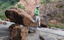 27 điểm sạt lở nặng đường quanh bán đảo Sơn Trà