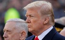 Tổng thống Trump thừa nhận 'nguy cơ bị luận tội là có thật'