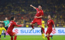 Malaysia - Việt Nam (hiệp 1) 0-2: Đức Huy nâng tỉ số