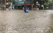 Chuyên gia giải thích lý do Đà Nẵng ngập nặng